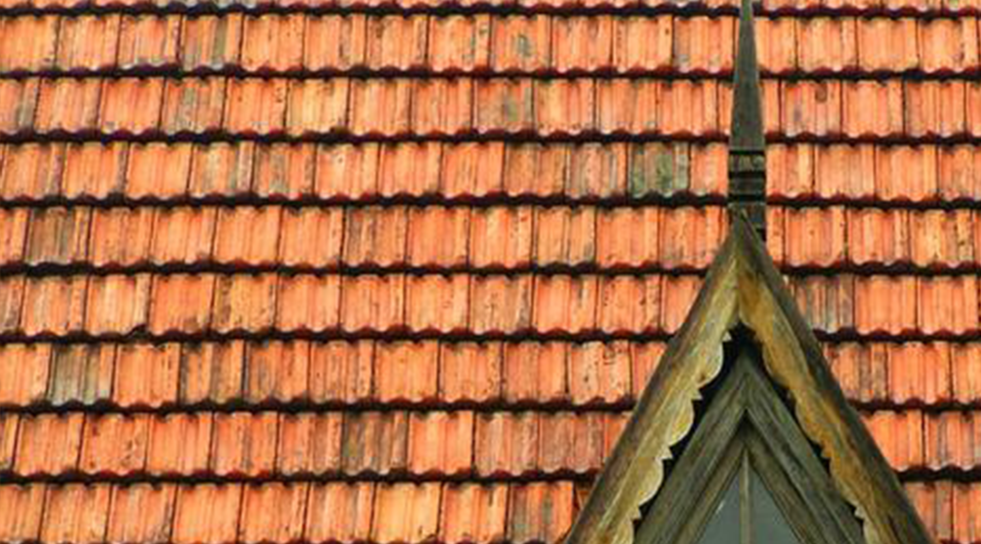 Double Roman roof tile kent roofing services rochester medway kent