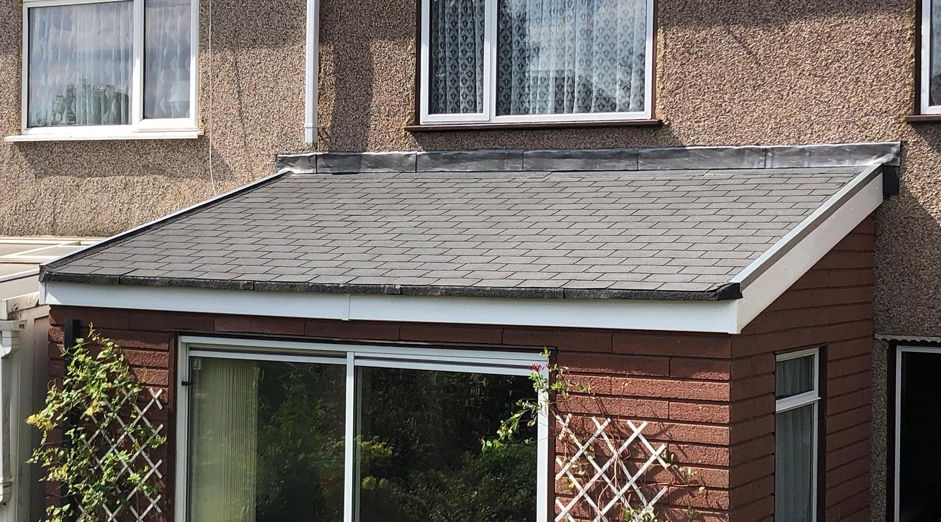 Felt Roof, felt shingles, felt tiles, shed tiles, kent roofing services, rochester, medway kent