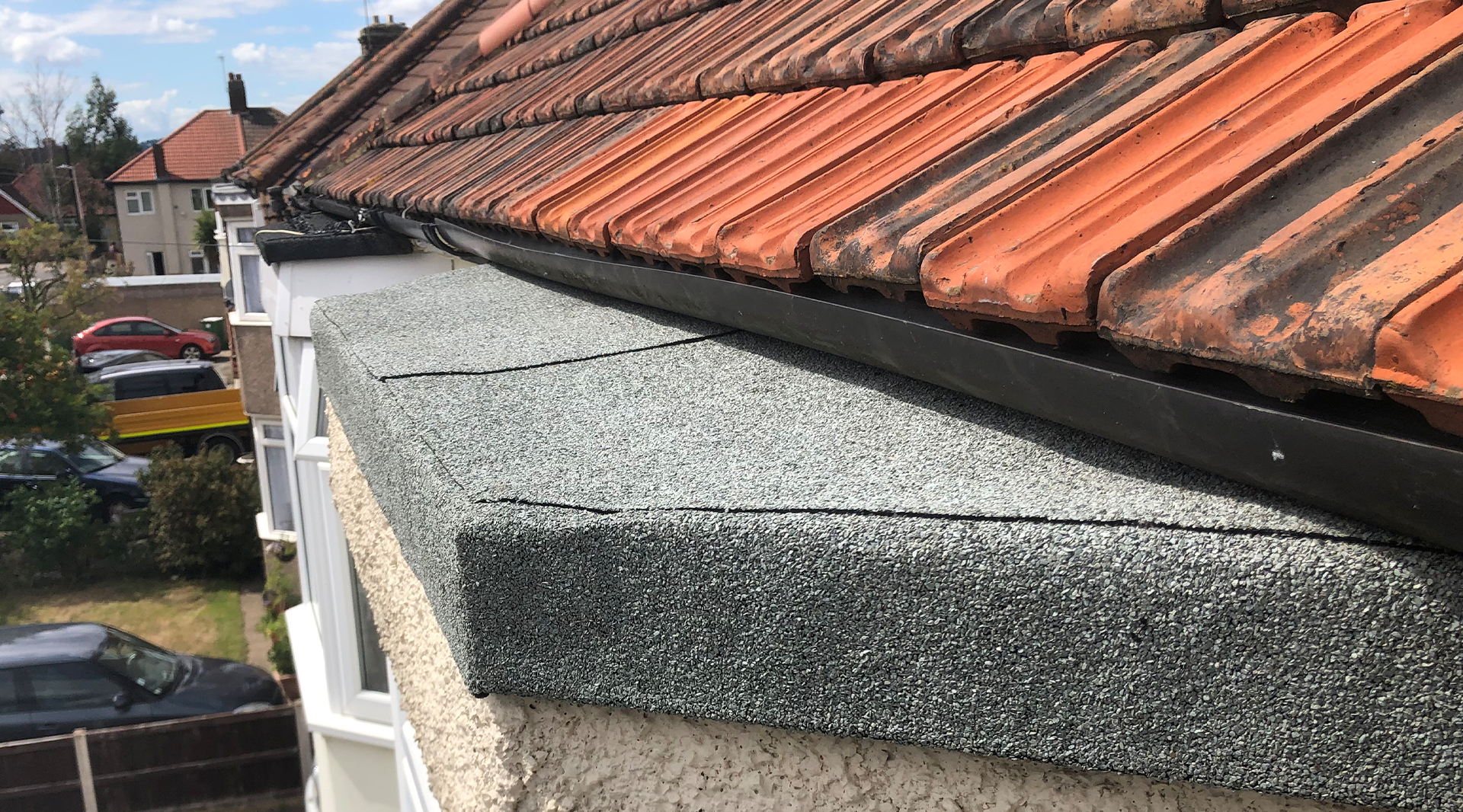 Pantile Roof Tiles kent roofing rochester medway kent