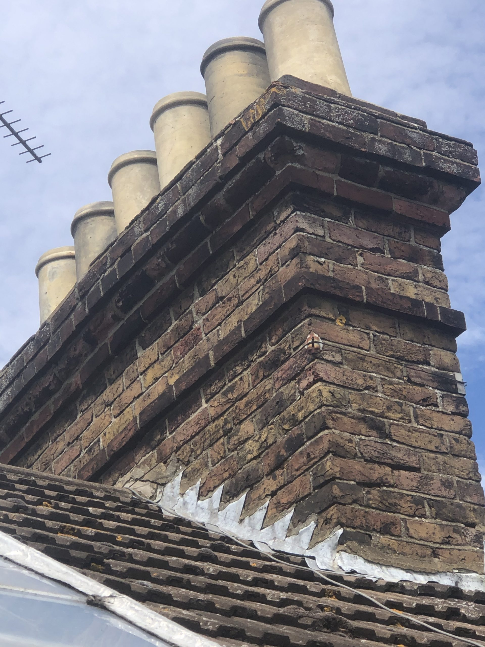 chimney repair, roofing services, rochester medway kent maidstone