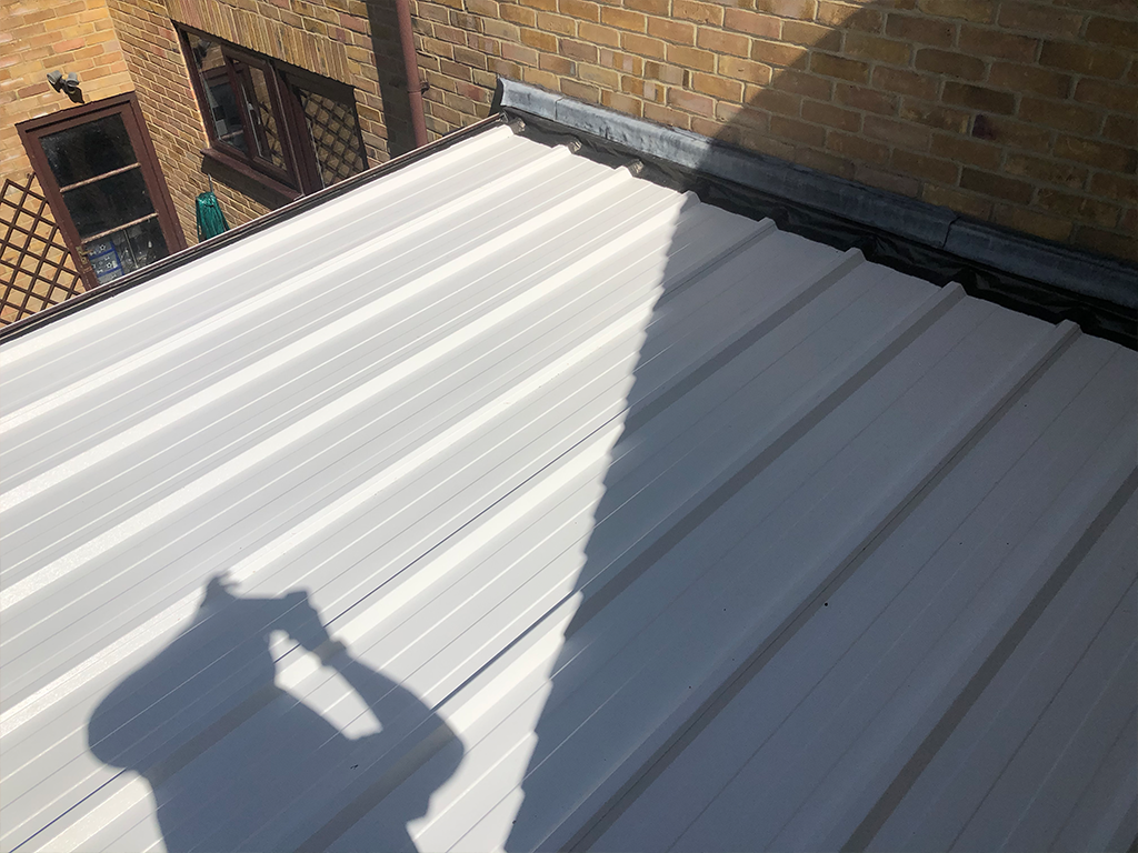 composite roof panel, roof sheeting, rochester, medway, kent, roofing services